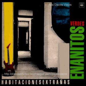 Image for 'Habitaciones Extrañas'