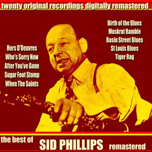 Bild für 'The Best of Sid Phillips Remastered'