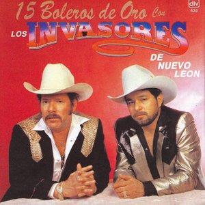 Imagen de '15 Boleros De Oro'