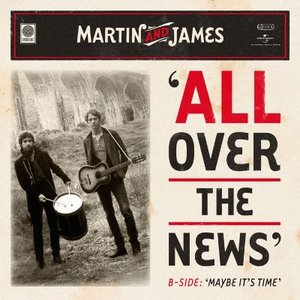 Image for 'All Over The News'
