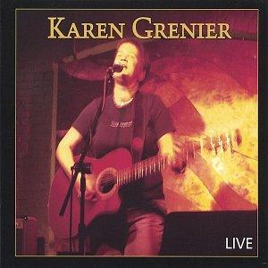 Image for 'Karen Grenier LIVE'