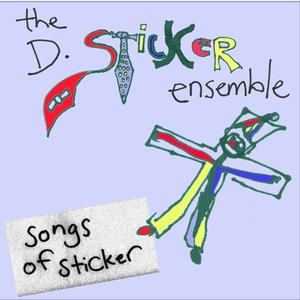 Image for 'Songs of Sticker'