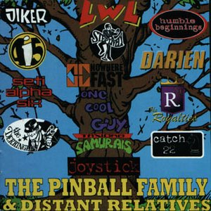 Image for 'Pinball Family and Friends'