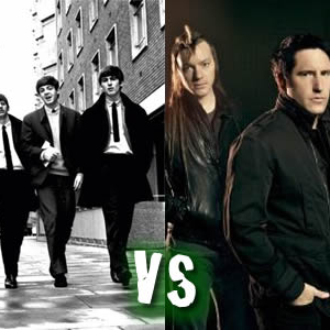 Nine Inch Nails vs. The Beatles
