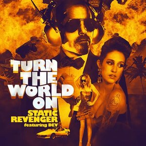 Image for 'Turn The World On feat Dev'
