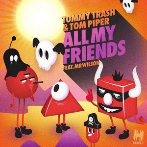 Image pour 'Tommy Trash & Tom Piper feat. Mr Wilson'