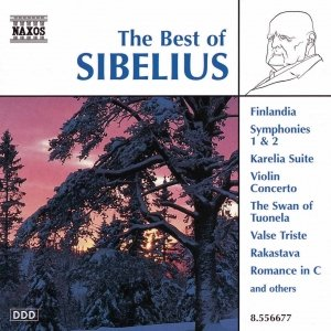 'SIBELIUS (THE BEST OF)'の画像
