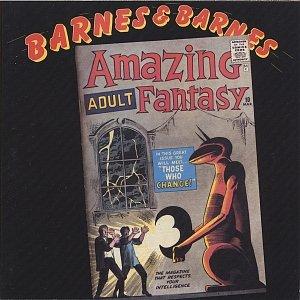 Image for 'Amazing Adult Fantasy'
