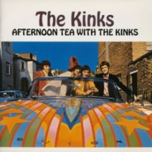 Image pour 'Afternoon Tea With The Kinks'