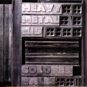 Image for 'Heavy Metal Kid'