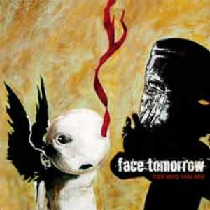 """Face Tomorrow - For Who You Are""的封面"
