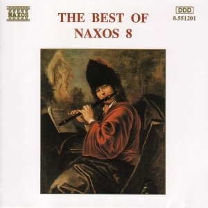 Image for 'The Best of Naxos 8'