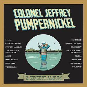 Image for 'Colonel Jeffrey Pumpernickel'