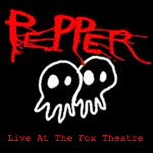 Image for 'Pepper: Live At the Fox Theatre'
