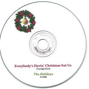Image for 'Everybody's Having Christmas But Us'