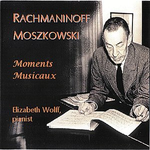 Image for 'Sergei Rachmaninoff - 6 Moments Musicaux Op. 16 - Andantino'