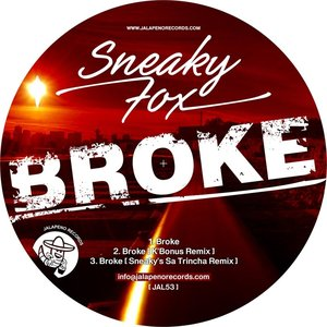 Image for 'Broke'