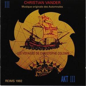Image for 'Les voyages de Christophe Colomb'