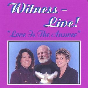 Image for 'Witness-Live!'