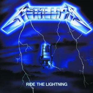 Image for 'Ride The Lightning (UK Version)'