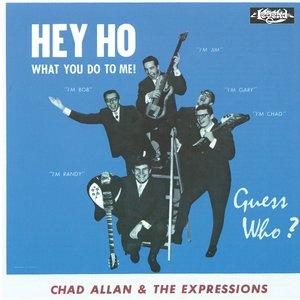 Image pour 'Hey Ho'