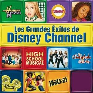 Image for 'Los Grandes Éxitos De Disney Channel (Spanish Version)'