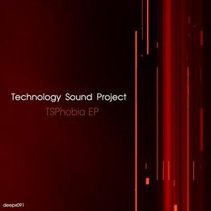 Imagen de '[deepx091] Technology Sound Project - TSPhobia EP'