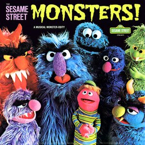 Image for 'The Monsters of Sesame Street'