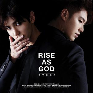 Image for 'RISE AS GOD - TVXQ! SPECIAL ALBUM'