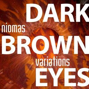 Immagine per 'Dark brown eyes (variations)'