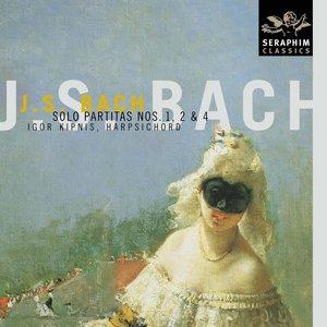 Image for 'Bach: Harpsichord Partitas Nos. 1, 2 & 4'