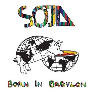 Image for 'Born In Babylon (Bonus Track Version)'