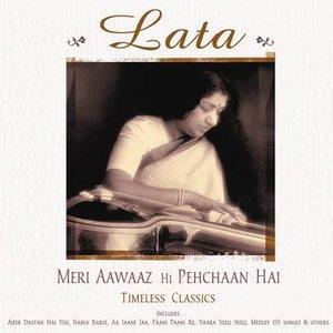Image for 'Lata - Meri Aawaaz Hi Pehchaan Hai'