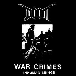 Image for 'War Crimes (Inhuman Beings)'