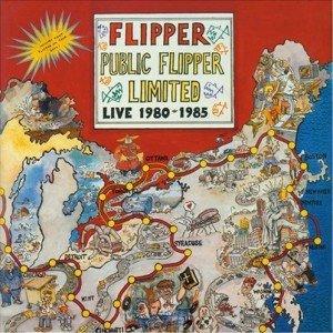 Bild für 'Public Flipper Limited: Live 1980-1985'