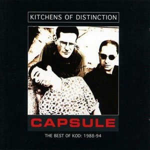 Image for 'Capsule: The Best of KOD 1988-94'