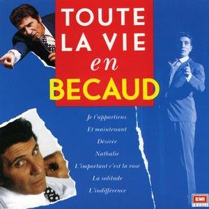 Image for 'Toute La Vie En Bécaud'
