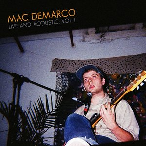 Image for 'Live and Acoustic: Vol. 1'