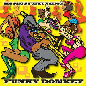 Image for 'Funky Donkey'