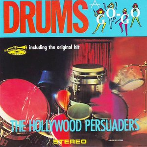 Image for 'DRUMS A-GO-GO'