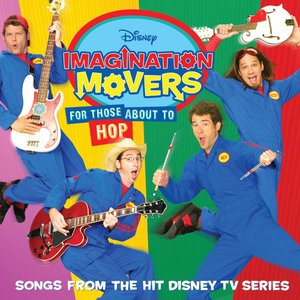 Image for 'Imagination Movers: For Those About to Hop'