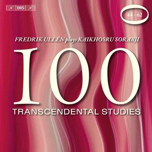 Image for '100 Transcendental Studies, Nos. 44-62 (feat. piano: Fredrik Ullén)'