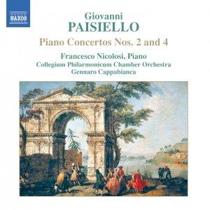 Image for 'PAISIELLO: Piano Concertos Nos. 2 and 4 / Proserpine Overture'