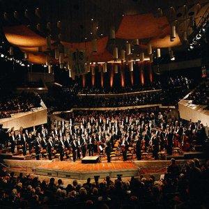 Image for 'Berliner Philharmoniker/Sir Simon Rattle/State Choir Latvia/Kristian Järvi/Johnny Klimek/Tom Tykwer/'