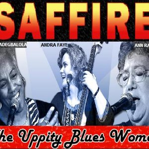 Image for 'Saffire, The Uppity Blues Women'