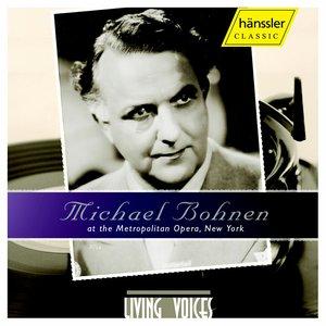 Image for 'Michael Bohnen At The Metropolitan Opera'
