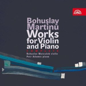 Image pour 'Works for Violin and Piano'