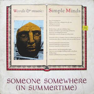 Image for 'Someone Somewhere (in summertime)'