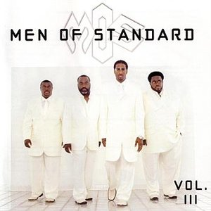 """Men Of Standard Vol. III""的封面"