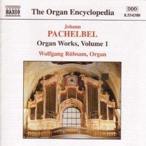 Image for 'Johann Pachelbel: Organ Works'